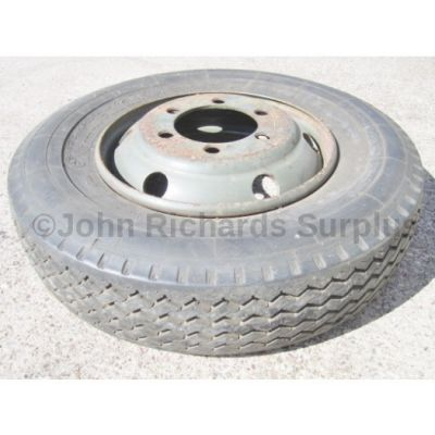 Continental RS 415 8.5 R17.5 Tyre On Rim