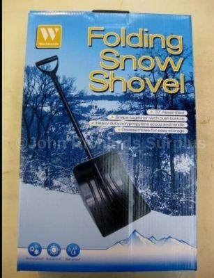 Westwoods folding Snow Shovel