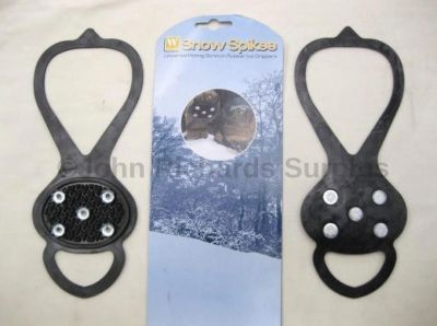 Westwoods snow spikes ice grippers Pair D32803