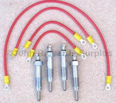 Glow Plug Conversion Kit DA1057