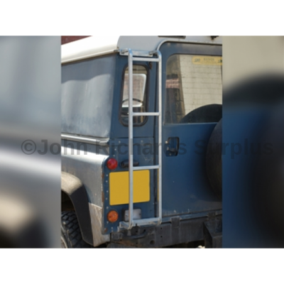 Series and Defender Galvanised Ladder P.O.A DA1089