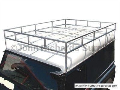 LWB Series and Defender 110 Galvanised Roof Rack P.O.A DA1090