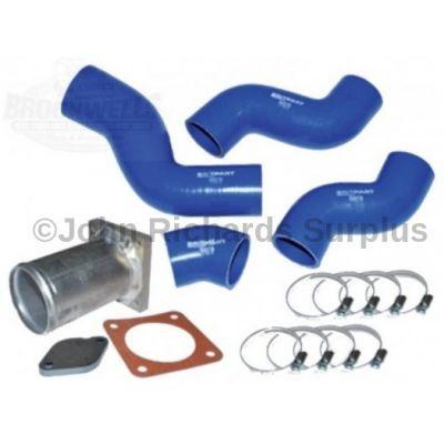 E.G.R Blanking & Silicone Hose Kit TD5 DA1109DIS