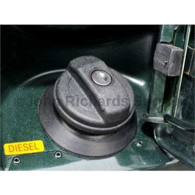 Discovery 2 Locking Fuel Filler Cap With 2 Keys P.O.A DA1227
