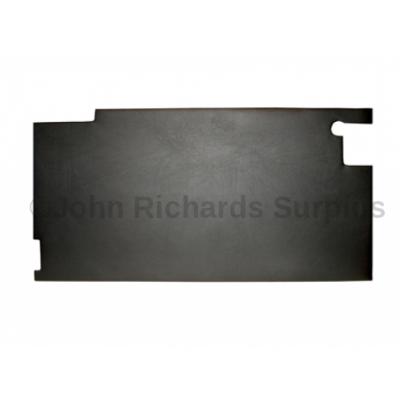 Series R/H Lower Door Card in Black P.O.A DA2029