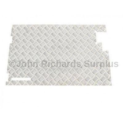 Defender (Without Wiper) Rear Door Aluminium Chequer Plate P.O.A DA2067