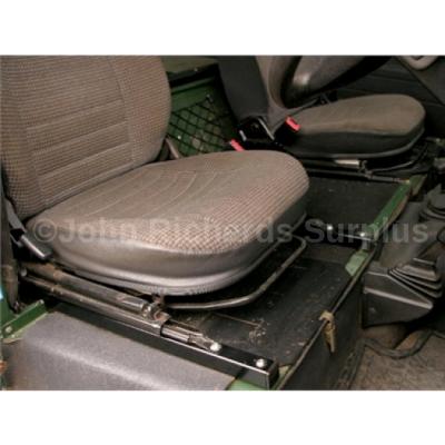 Defender Extended Slide Seat Rails P.O.A DA2148