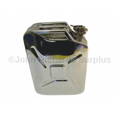 Stainless Steel 20 Litre Jerry Can P.O.A DA2170