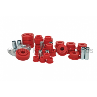 Polybush Classic Red Suspension Bush Set P.O.A DA2220