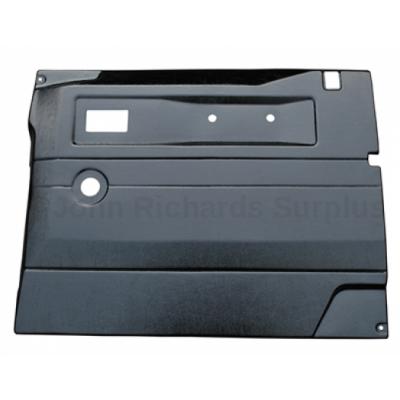 Defender Front R/H Black Door Card with Manual Windows P.O.A DA2440
