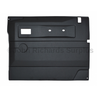 Defender Front R/H Black Door Card with Electric Windows P.O.A DA2444