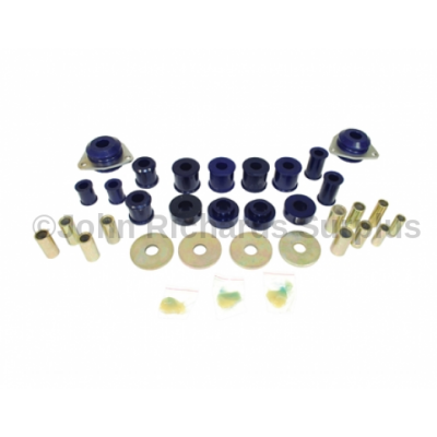 Blue Polyurethane Bush Set P.O.A DA4036BLUE