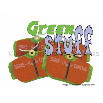 EBC Green Stuff High Performance Rear Brake Pad Set P.O.A DA4154