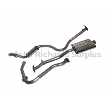 Defender 110 200 Tdi Stainless Steel Exhaust System P.O.A DA4228