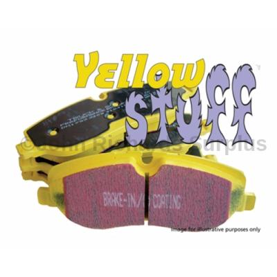 EBC Yellow Stuff Race Front Brake Pad Set P.O.A DA4560