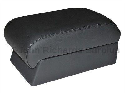 Freelander 1 Black Leather Cubby Box P.O.A DA5116