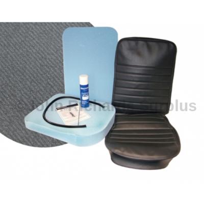 Defender Black Centre Seat Re-Trim Kit P.O.A DA5634