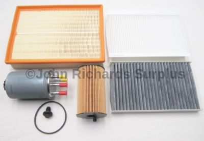 Filter Kit 2.7 V6 Diesel DA6035