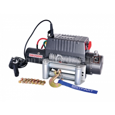 12,000lb 12 Volt Winch with Cable P.O.A DB12000i