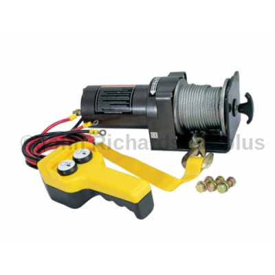 2,000lb 12 Volt Winch with Cable P.O.A DB2000