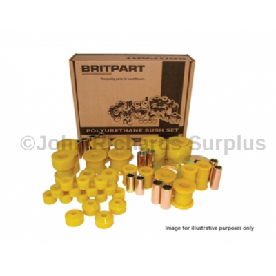 Defender to 1993 Yellow Polyurethane Bush Set P.O.A DC7009