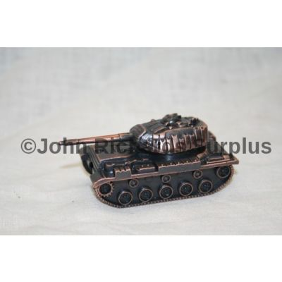 Die Cast Army Tank Novelty Desk Top Pencil Sharpener