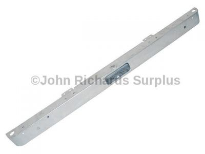 Front Bumper - Military Style Galvanised DPB000270 (CONTACT FOR DELIVERY QUOTE)