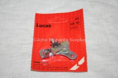 Lucas Points Set Ford Engines CS3 DSB753