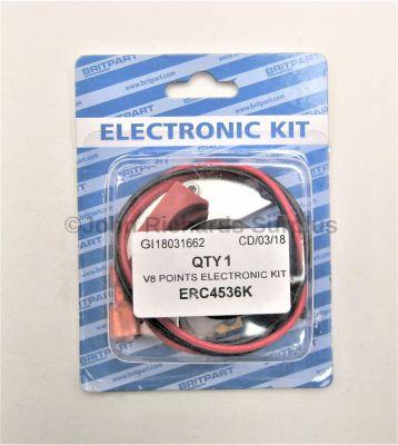 Electronic Points Conversion Kit V8 ERC4536K