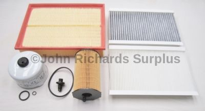 Filter Kit 2.7 V6 Diesel DA6041