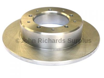 Rear Brake Disc FTC1381 LR017953