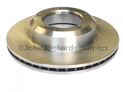 Front Brake Disc Vented FTC902
