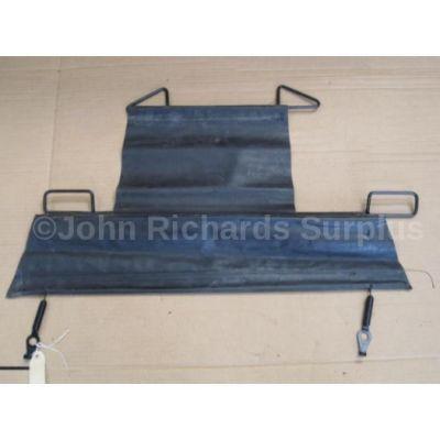 Land Rover radiator blind FV721664