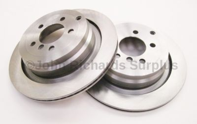 Brake Disc Pair Vented Rear SDB500202