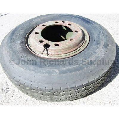 Goodyear Unisteel G18 8.25 R15 Tyre On Rim