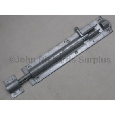 "Tower 8"" Door or Gate bolt"