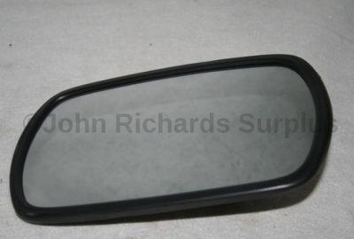 Mirror Head 10x6 Convex glass plastic body