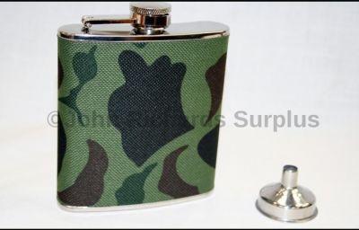 Harvey Makin 6oz Stainless Steel Hip Flask