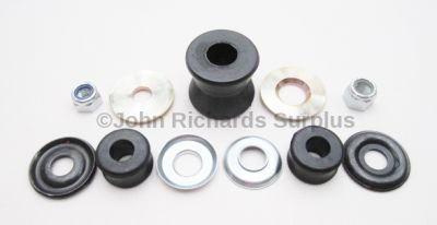 Shock Absorber Bush & Washer Kit Rear JRS019