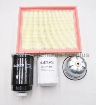Filter Kit TD5 JRS041