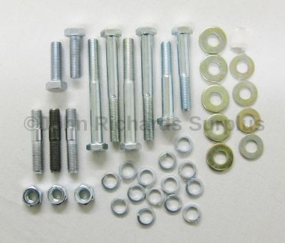 Petrol Exhaust & Inlet Manifold Fitting Kit UNF JRS047