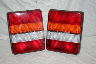 Bedford C.F. MK2 Van and Bus Tail Lamp Assembly Pair LUL956