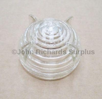 Military glass side lamp lens 600855