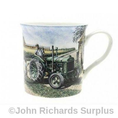 Fine Art mug Fordson Standard Tractor