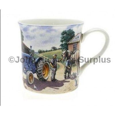 Fine Art Fine China Mug Fordson EN27 Tractor