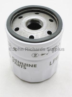 Oil Filter 1.8 Petrol LPW100180L