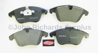 Brake Pad Set Front LR004936