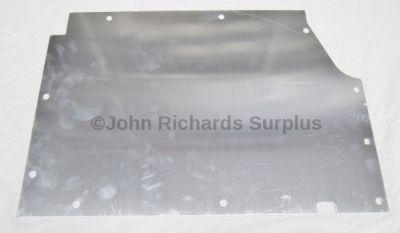 Floor Panel Front L/H MTC2248