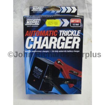 Maypole 12 Volt Automatic Trickle Charger MP7401