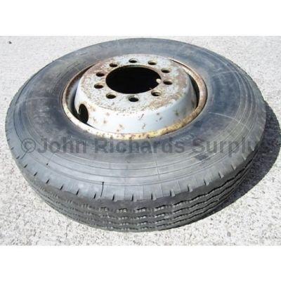 Michelin X XTA 9.5R 17.5 Tyre On Rim